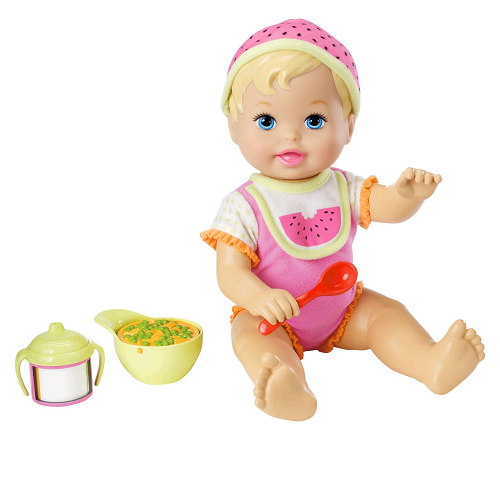 Little Mommy Sweet Eats Baby Doll Only 11.24 Baby dolls