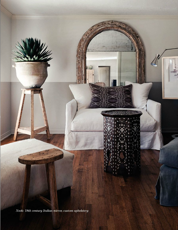 Local houston interior designer megan megas 39 living room such simplicity made powerful with for Best interior designer houston