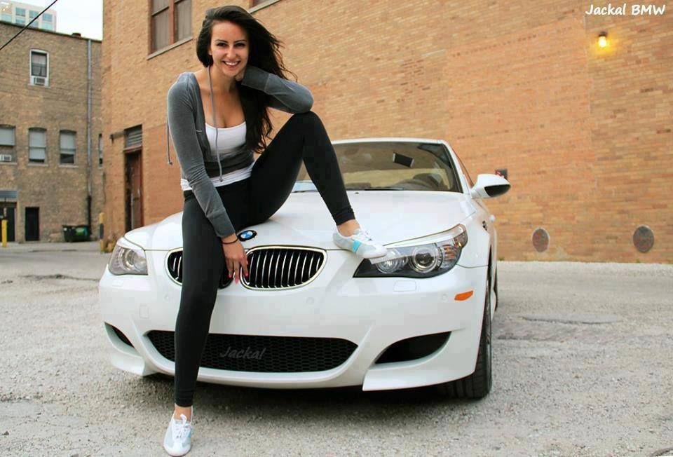 Bmw girls car