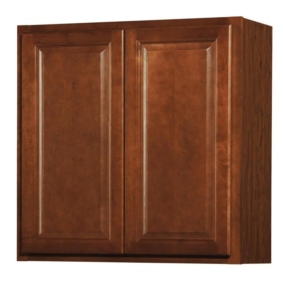 Shop Kitchen Classics Cheyenne 30 In W X 30 In H X 12 In D Saddle Door Wall Cabinet At Lowes Com Guest Bedroom Remodel Small Bedroom Remodel Remodel Bedroom