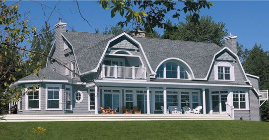 Maibec Wood Shingles Used White Cedar Shingles Victorian