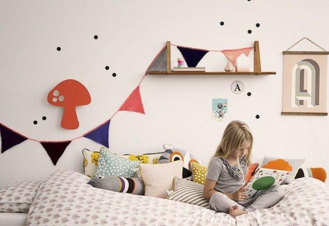 FERM Living MORE Kids Collection AW13 Scandinavian Interior Design for the nursery / children's bedroom