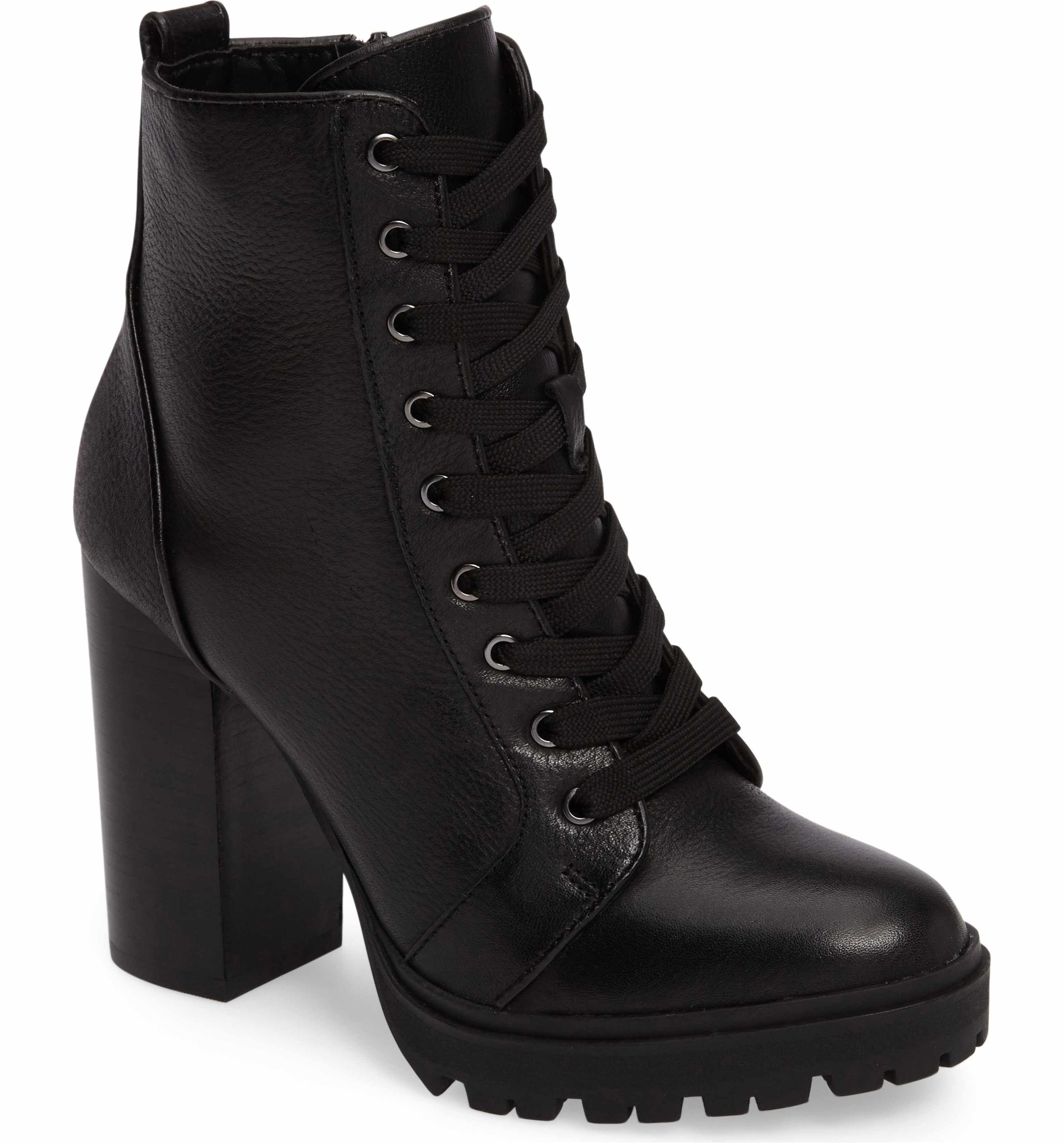 aa6a663e4af Main Image - Steve Madden Laurie Platform Bootie (Women)   shoes ...