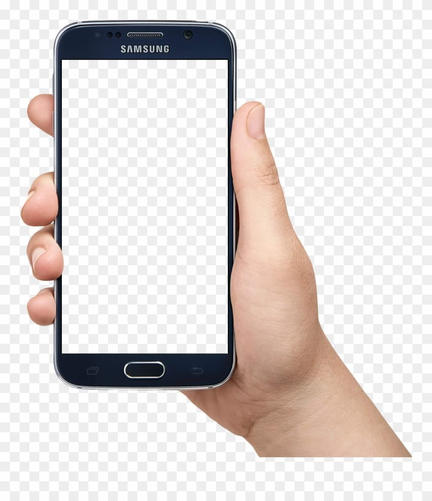 Download Hd Samsung Mobile Phone Clipart Hand Holding Mobile In Hand Png Transparent Png An In 2021 Apple Smartphone Smartphone Photography Android Smartphone Gadget
