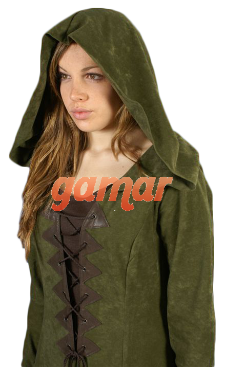 Vestido Medieval Julieta. Trajes Medievales Mujer. Disfraces Gamar ... c14ace21b4c4