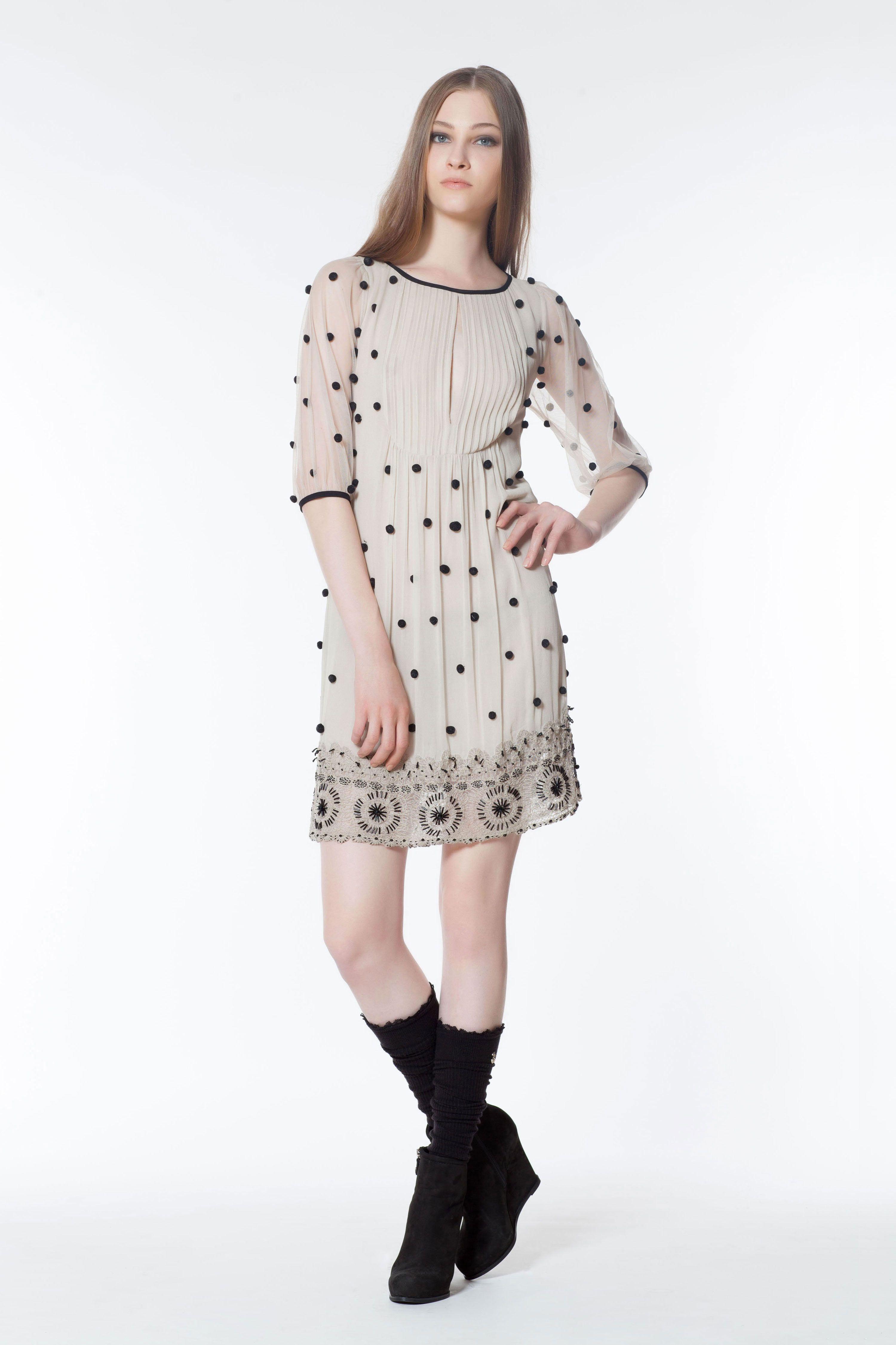 buy online 2f003 a80c0 TWIN-SET Simona Barbieri :: Shop Online - Abiti - Abito ...