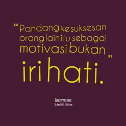 Kata Mutiara Islam Tentang Iri Hati Iri Hati Mutiara Dan