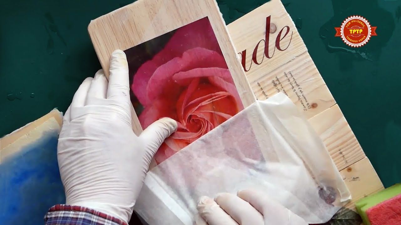 1 Image Transfer Paper No More Rubbing Making Art Easy On Laser