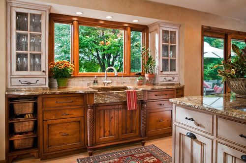 11+ Inspiring 60s Kitchen Remodel Before And After Ideas ...