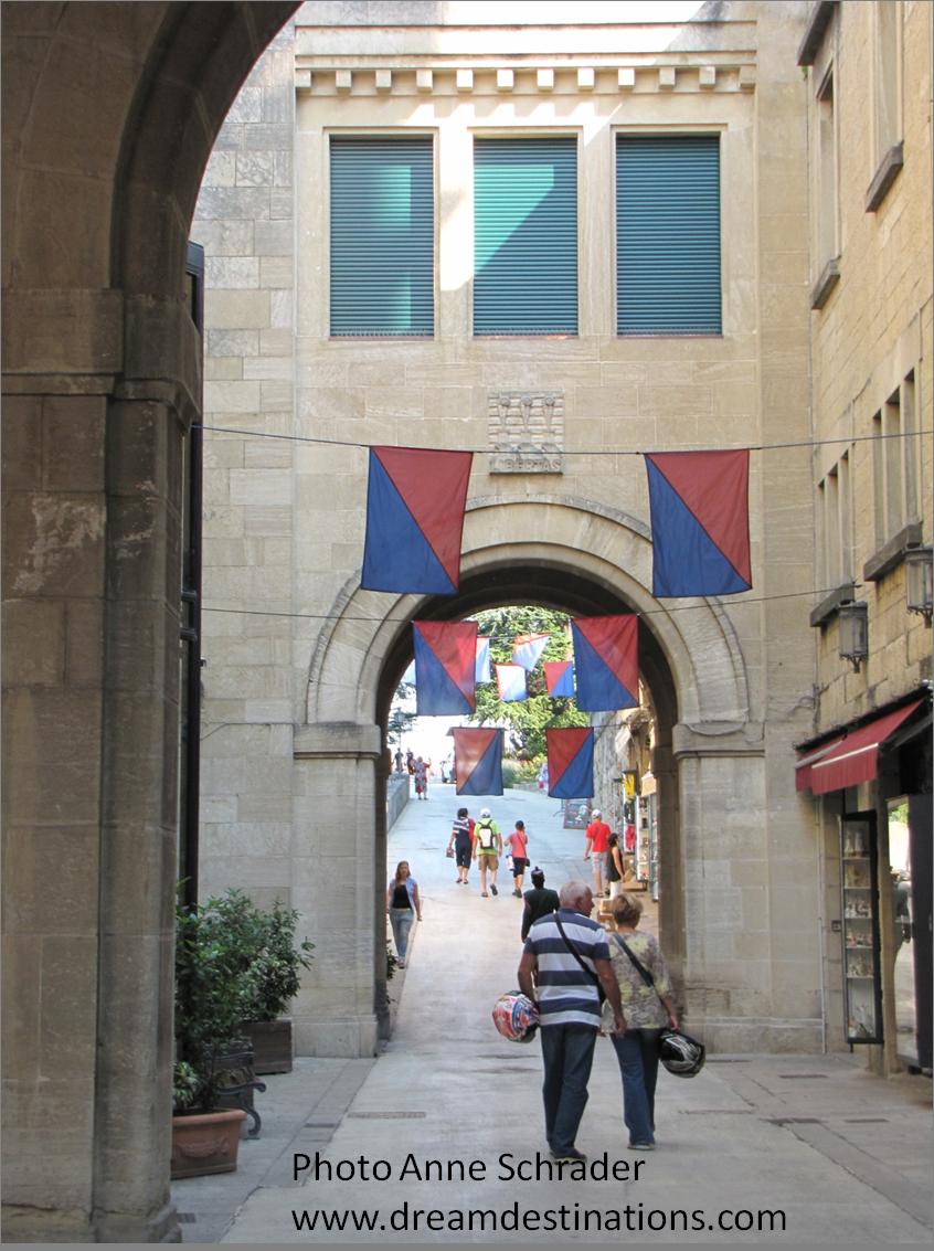 City Of San Marino, Republic Of San