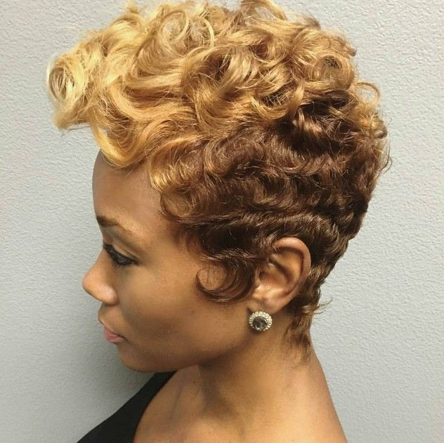 25 Appealing Short Hairstyles For Black Women Womens Hairstyles
