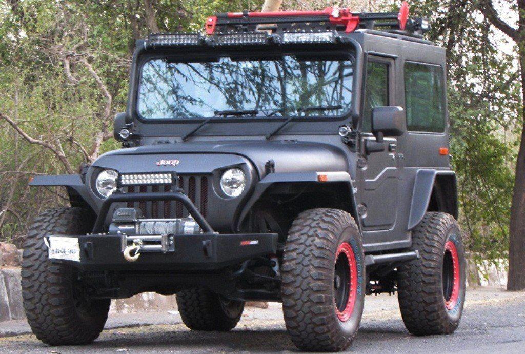 Beast Mode Mahindra Thar Jeep Mahindra Thar Mahindra Thar Modified