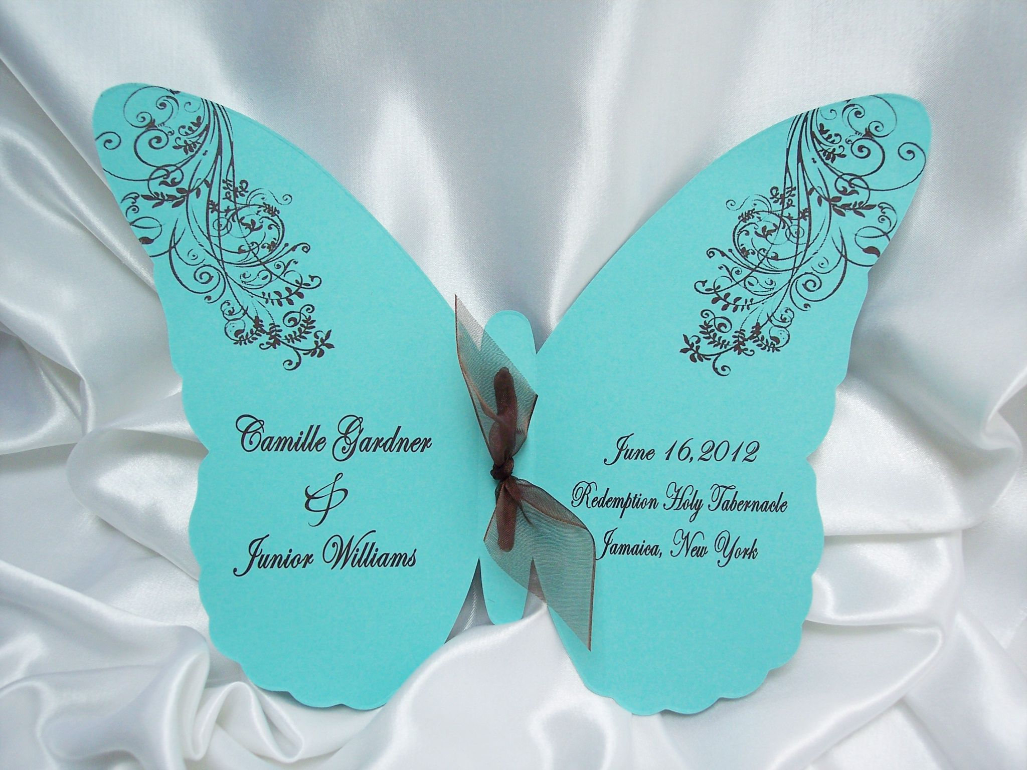 Wedding Invited Erfly Shaped Just For Me Pinterest Shapes And