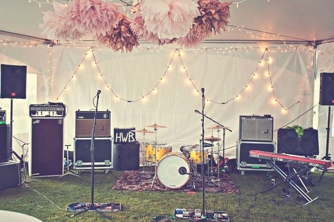 A Music Filled Mountaintop Wedding Sarah Tommy