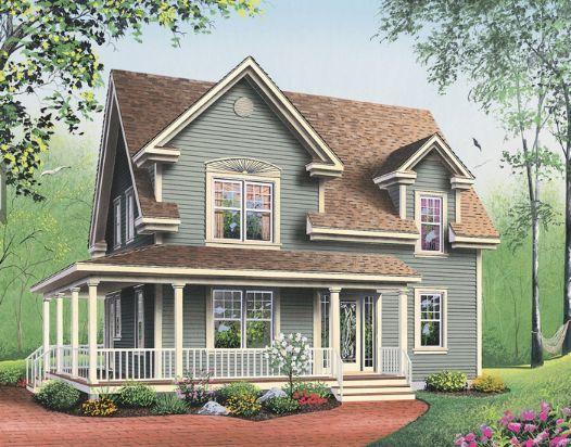 Imagine Your Next Dream Home With These 6 Unique Farmhouse Floor Plans Small Farmhouse Plans Farmhouse Style House Plans House Plans Farmhouse