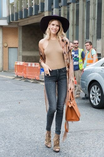 Best Street Style at Fashion Week Spring 2015 Photo 2