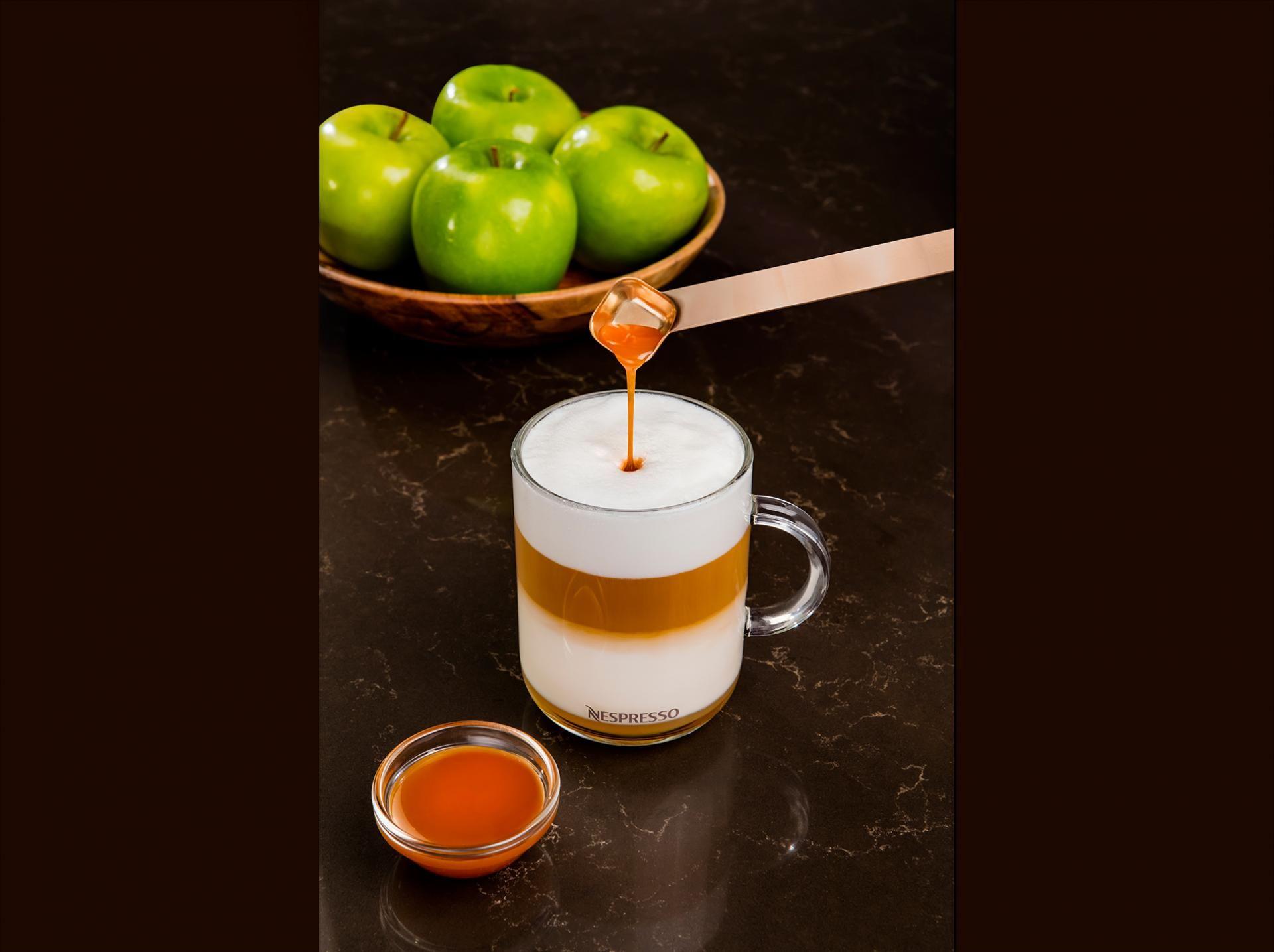how to make a flat white with nespresso lattissima one