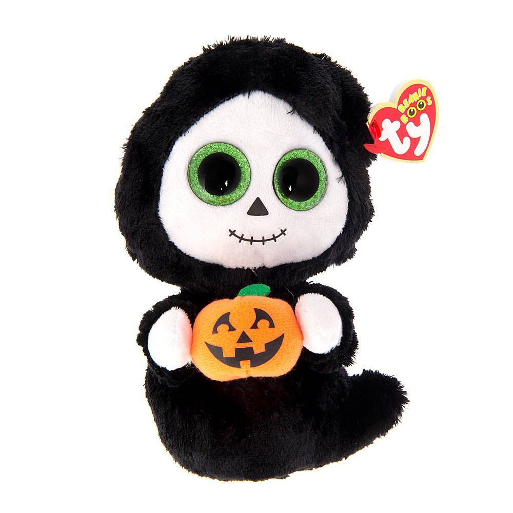 Ty Beanie Boos Plush Treats the Ghost - 6