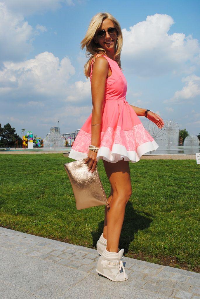 Pink Ax Paris Dress ♥