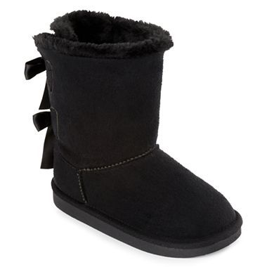 Boots - jcpenney   Toddler girl boots