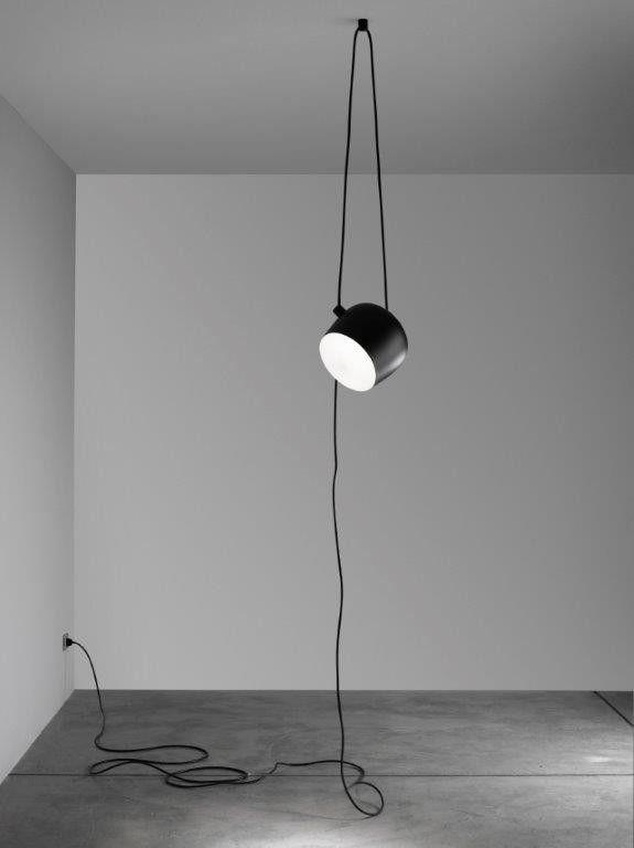 Aim Cable Plug Pendant Light Flos Flos Lighting Pendants Flos Aim Flos