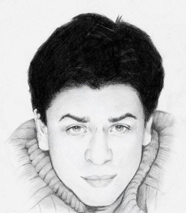 sharukh khan coloring pages - photo#5