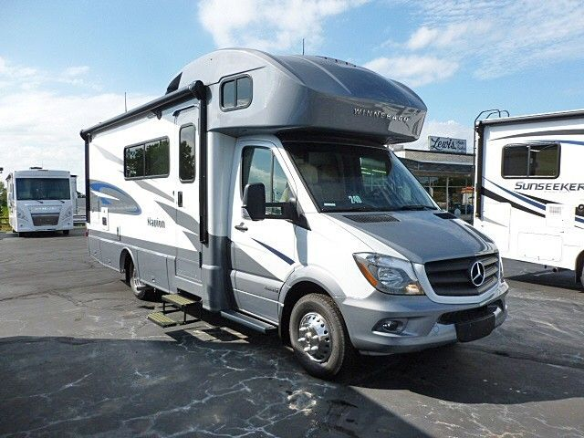 Check Out This 2019 Winnebago Navion View D Listing In Dayton Oh