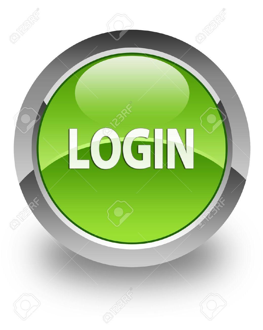 13956097-Login-icon-on-glossy-green-round-button-Stock-Photo.jpg (1039×1300)