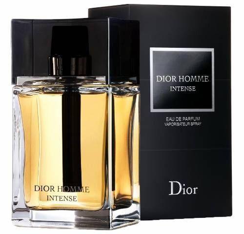 علبة عطر ديور هوم انتنس Dior Homme Intense Men Perfume Perfume Dior Homme Perfume