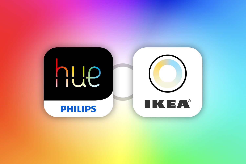 Ikea Tradfri Und Philips Hue Verbinden Ikea Hue Ideen