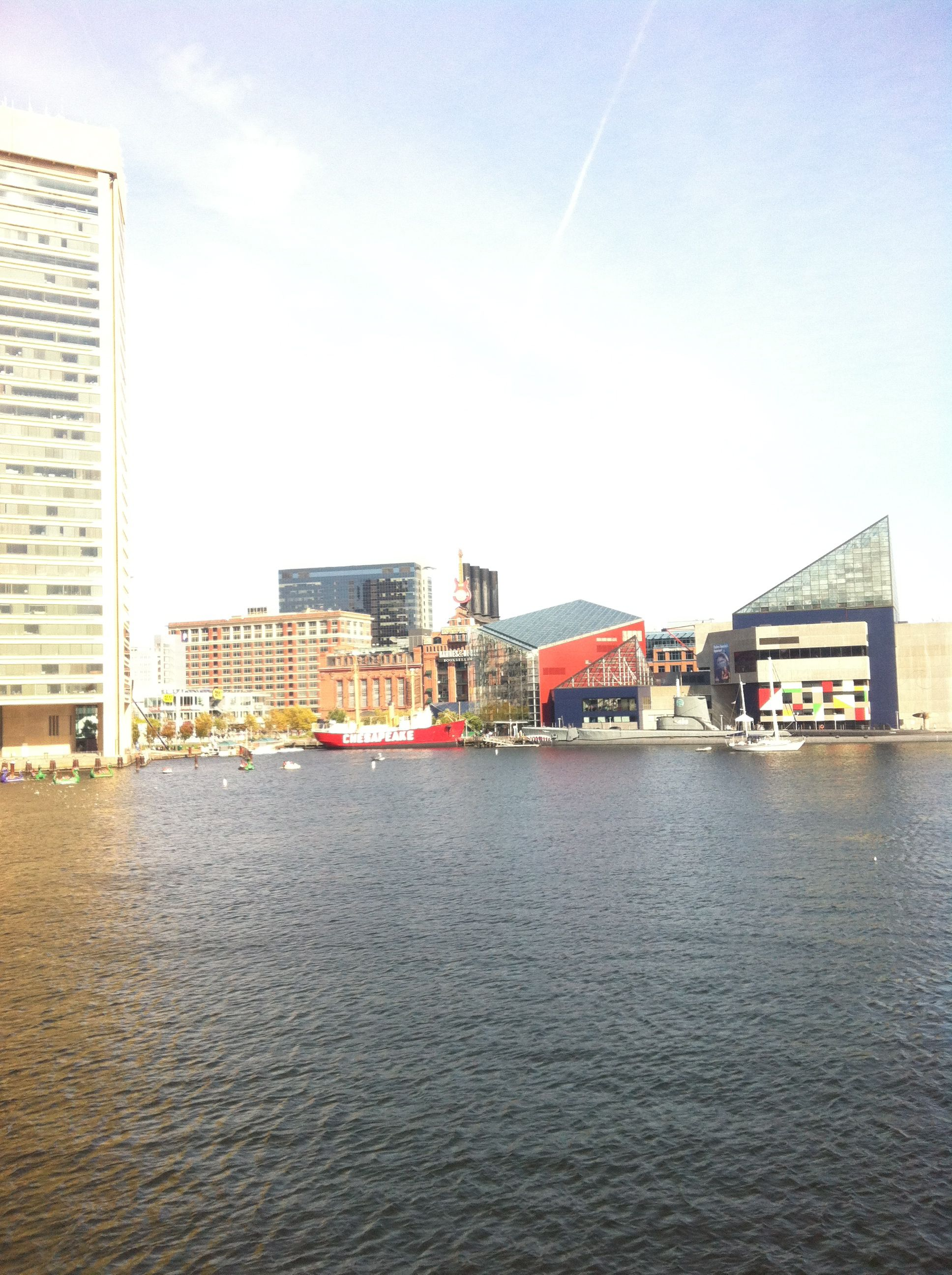Baltimore Maryland Inner Harbor