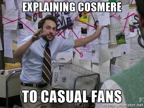 Really Funny Meme Jokes : Cosmere meme across the sanderverse cosmere non cosmere