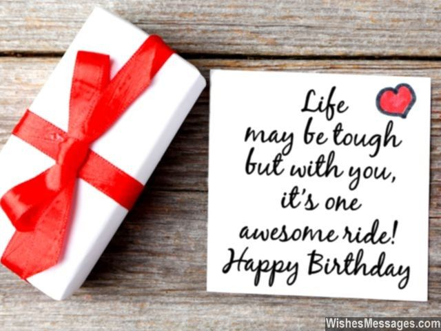 All birthday greetings should be as sweet as this one Life may be – Birthday Card Sayings Husband