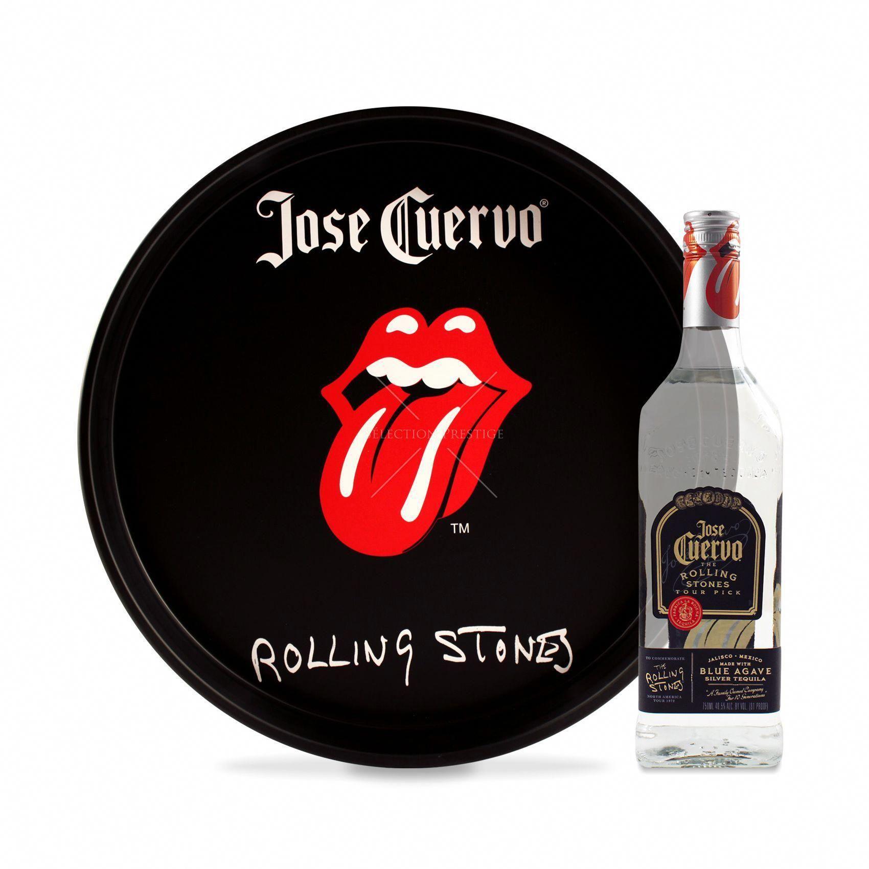 Jose cuervo rolling stones edition 07l 38 vol tray
