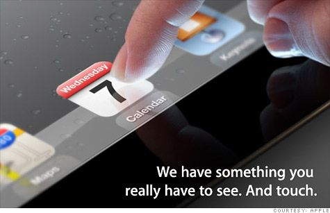 Apple likely to unveil iPad 3 on March 7 iPad, Tech news and Tech