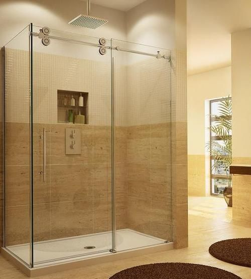 The Certified Installers In Orange County Offer A Great Variety Of Solutions In Sliding Gla Shower Doors Shower Sliding Glass Door Glass Shower Doors