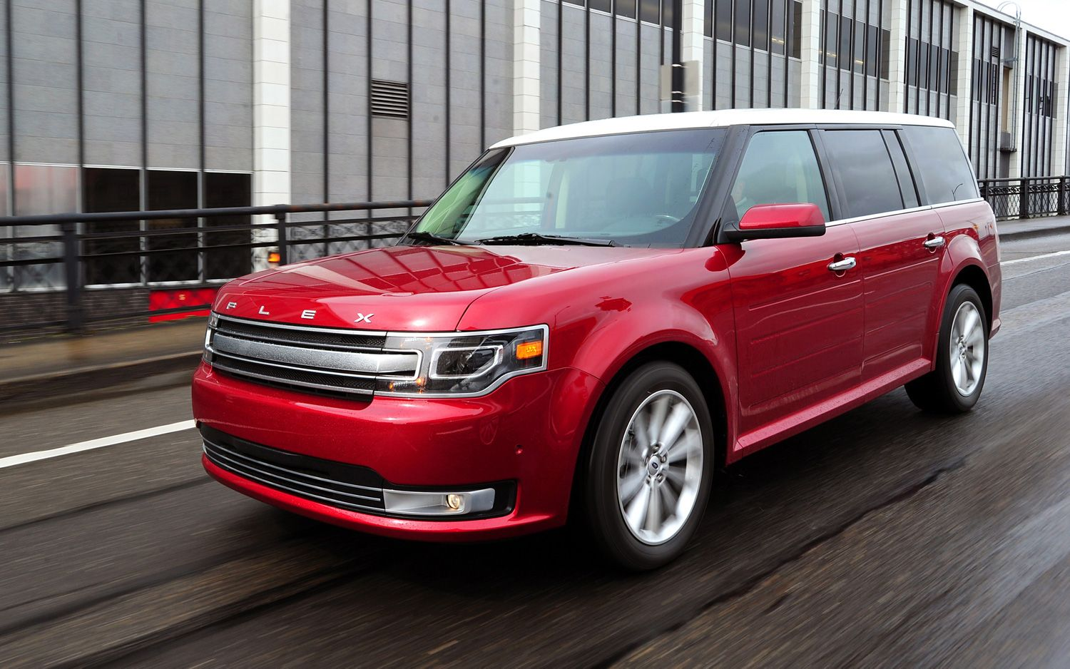 We Hear Ford Flex To Be Discontinued By 2020 Ford Flex Ford 2019 Ford