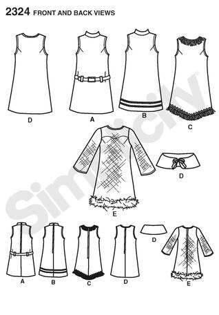 A possible Pocahontas pattern with bits and pieces. | Let\'s Play ...