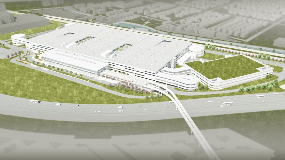 A Look at the Ross Barney Renderings for O'Hare's New