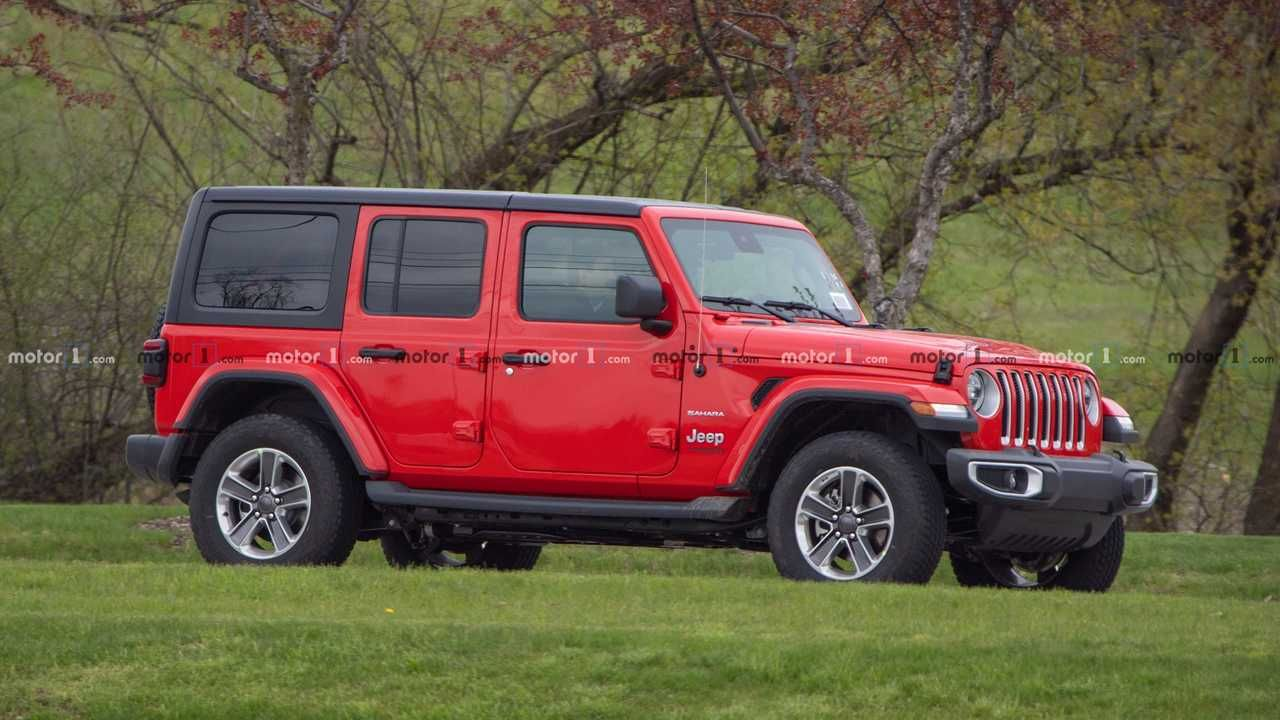 2020 Jeep Wrangler Diesel V6 Introduced With 442 Lb Ft Jeep