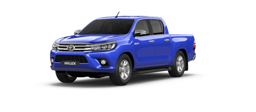 Know Your New Toyota Hilux 2016 Toyota hilux, Toyota