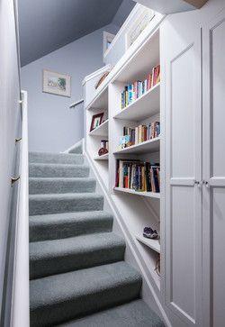Best Bungalow Remodel Eclectic Staircase Loft Conversion 400 x 300