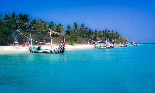 Gili Labak, Madura Island