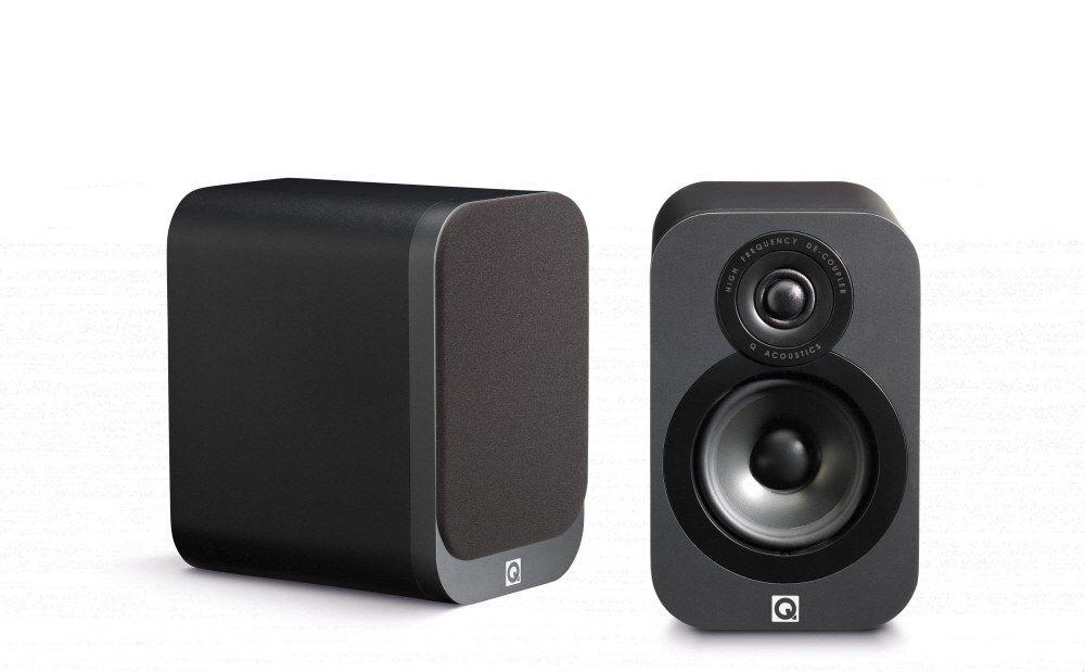 Q Acoustics Q3010 Speakers (Pair) Speaker, Bookshelf