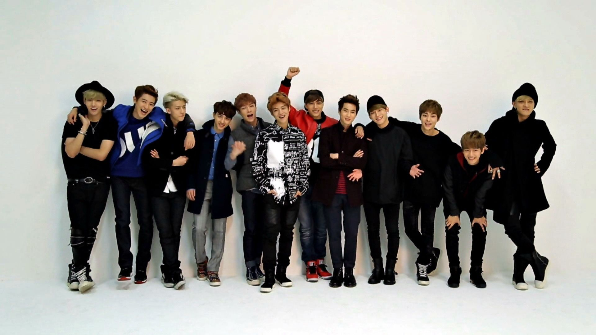 1920x1080 Exo Showtime Exo Wallpaper Hd Exo Background