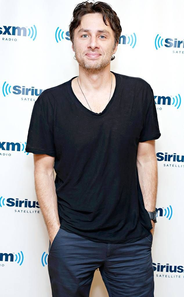 Zach Braff From Unlikely Grammy Winners Men Actor Mens Tops