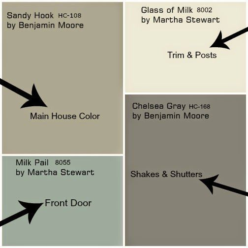 brown exterior paint color schemesEat Sleep Decorate Readers Design Dilemma Exterior Paint