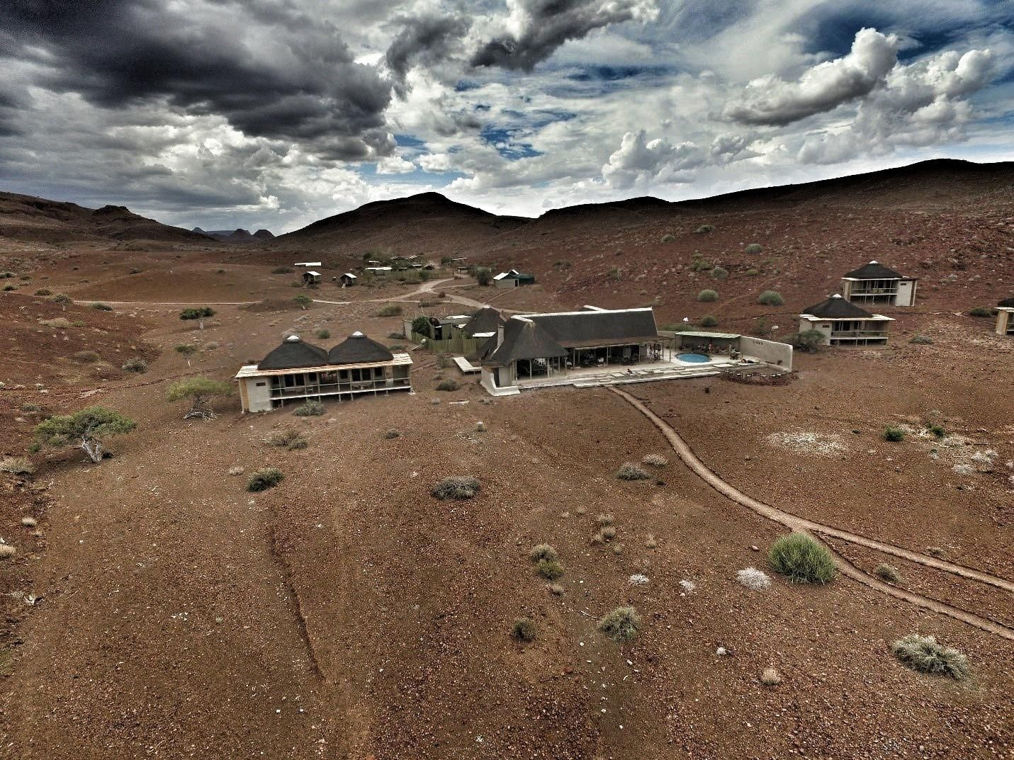 Damaraland Camp is situated in the Torra Conservancy an