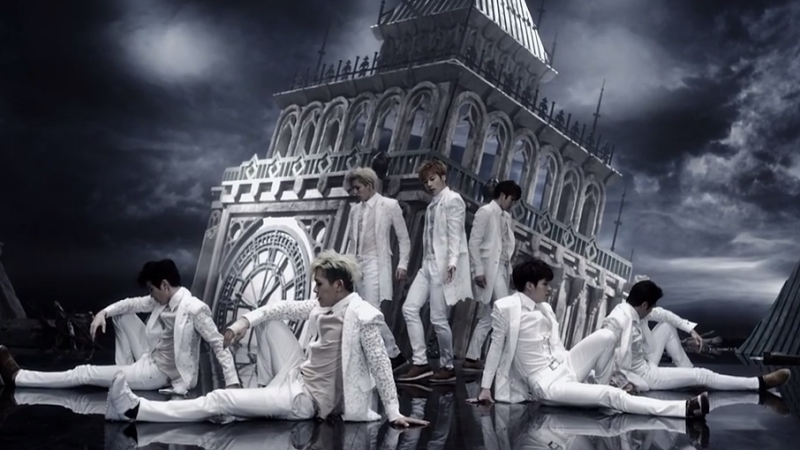 "INFINITE (인피니트) release Music Video ""Last Romeo"""