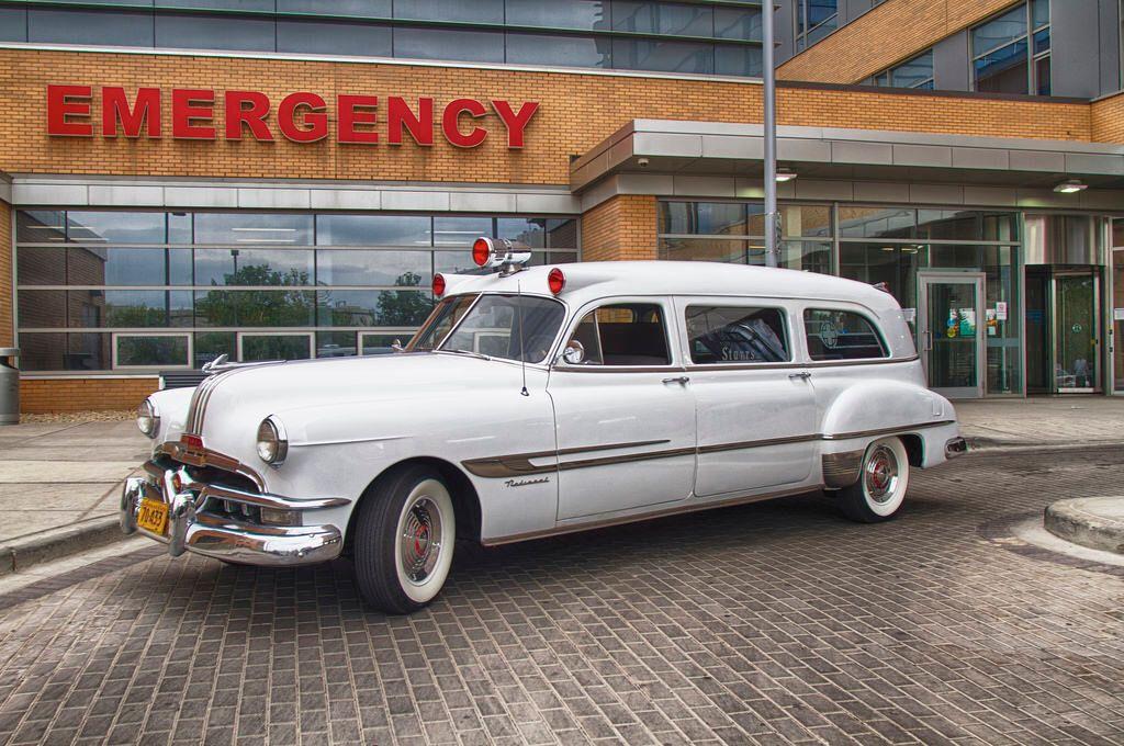 1952 Pontiac by National